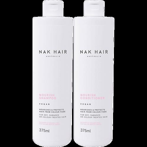 NAK Nourish Shampoo & Conditioner