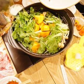 柿鍋パーティー