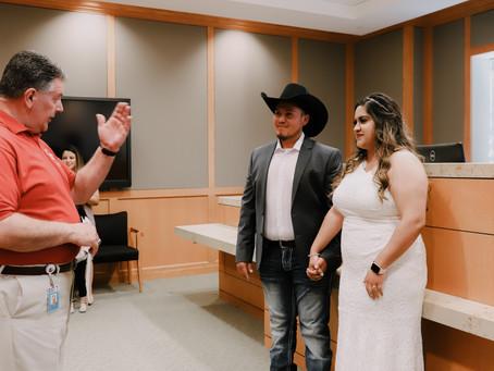 Christian + Kiara's Wedding