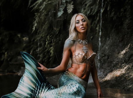 Themed: Mermaid Photoshoot