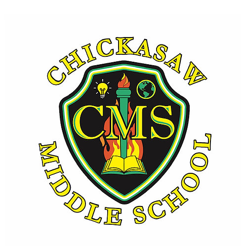 Chickasaw Middle School Tee