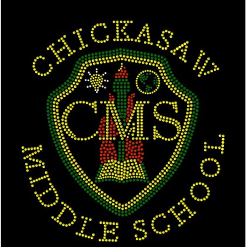Chickasaw Bling Ladies Soft Touch Tees