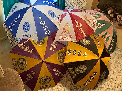 Greek Umbrella