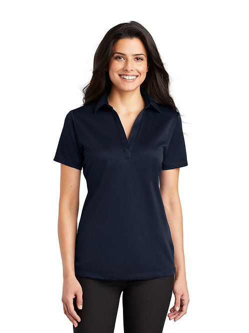 Ladies Silk to Touch Performance Polo
