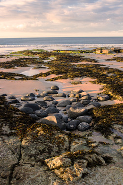 Dunstaburgh beach