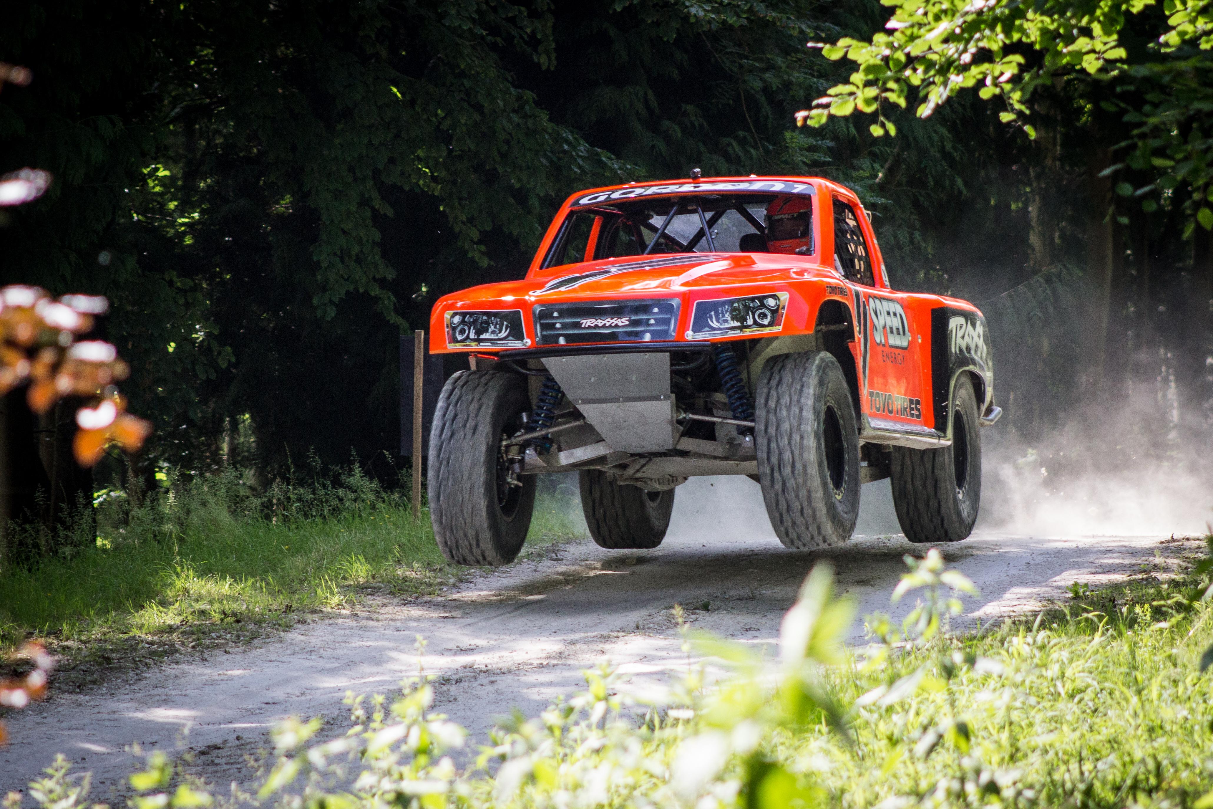 Robby Gordon super Truck
