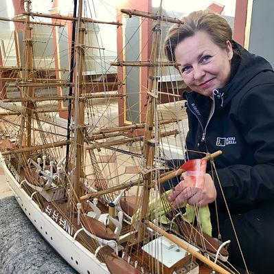 Mej Britt Petersen, Bevaring Sjælland