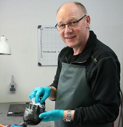 Simon Botfeldt, Bevaring Sjælland