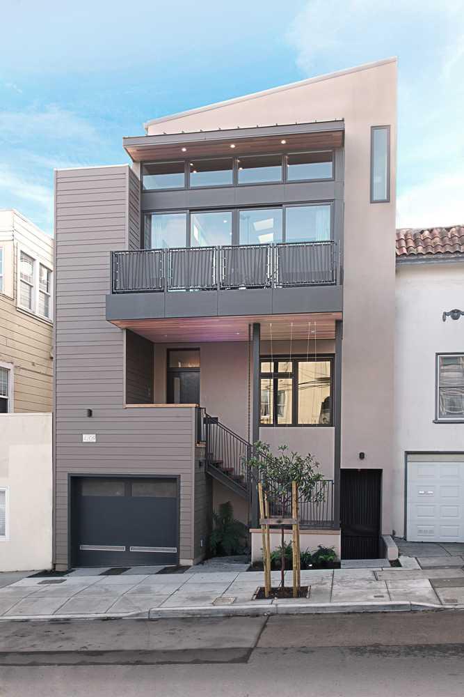 loft style house