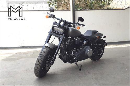 Harley Davidson Fat Bob 114 Gasolina 2018 - 📞/📱 Whatsapp: 16 3627.0400