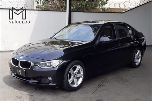 BMW 320 Active Flex 2.0 comp int caramelo 2015 - 📞/📱 Whatsapp: 16 3627.0400