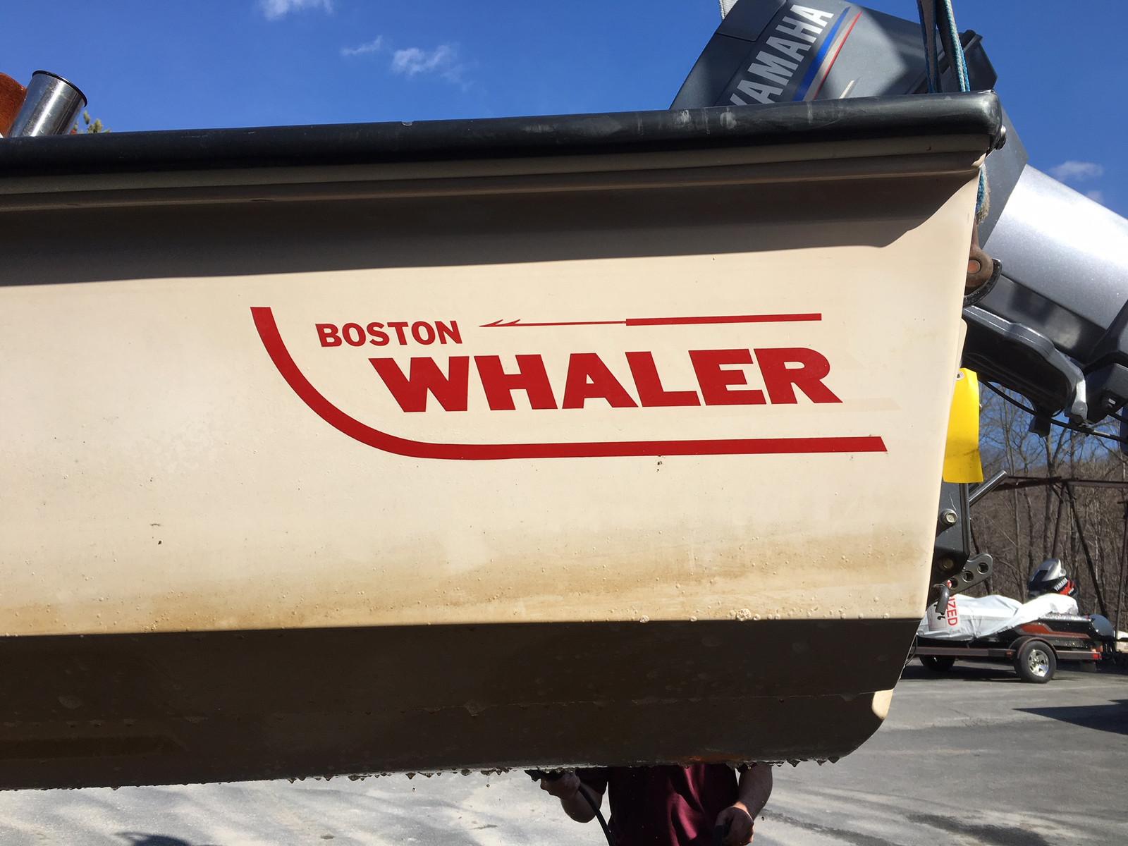 Restored Boston Whalers
