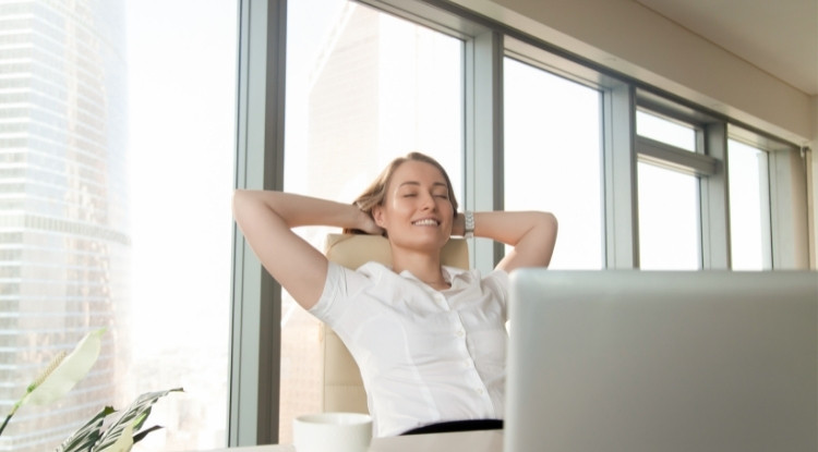 ergonomic officechair stellar