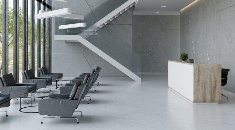 stellar-office-reception-design