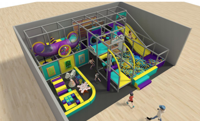 Kids Play Zone - The Play Space