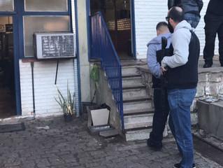 Polícia prende acusado de homicídio em assalto no Uruguai