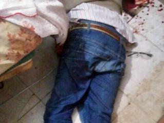 Idoso é assassinado a facadas e por apedrejamento na vila Menezes