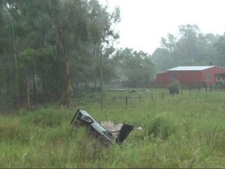 Duas pessoas morrem e um adolescente fica ferido em acidente na Ruta 5 no Uruguai