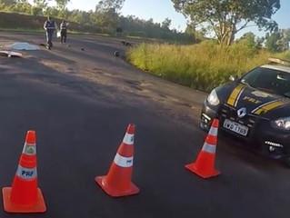 Rodovia de acesso ao Porto Seco registra mais um acidente com morte em Livramento