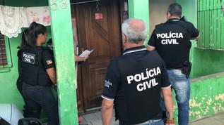 Homem é preso em Livramento na Operação Marias no combate à violência contra as mulheres