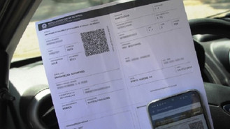 Condutores poderão realizar a impressão caseira do CRLV em papel normal