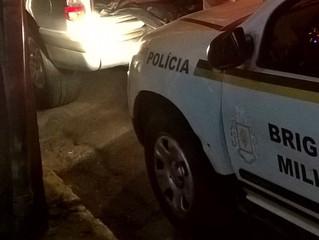 Ocorrências da BM na região: Prisão por tráfico e por roubo