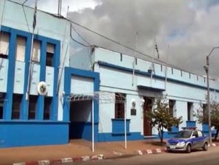 Brasileiros se envolvem em acidente no Uruguai
