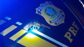 PRF prende foragido armado que estava assaltando na BR 290 com pedradas