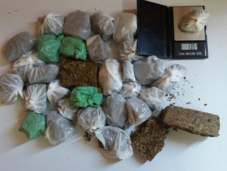 Artigas: Intervinieron varias viviendas en busca de drogas