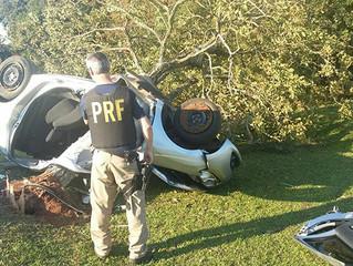 Santanense morre em acidente na BR-290 em Cachoeira do Sul