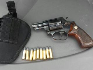 Após discussão homem é preso por porte de arma em Alegrete
