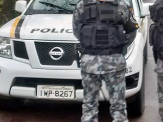 Homem com prisão domiciliar em Alvorada é localizado em Livramento