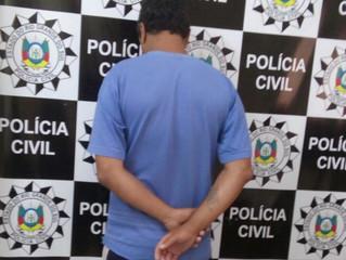 Polícia Civil realiza prisões em Livramento e Quaraí