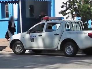 Ocorrências em Rivera: homicídio, atentado violento ao pudor, furto, acidente de trânsito