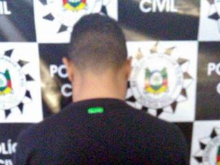 Suspeito por latrocínio em casa de câmbio em Rivera é preso na capital do RS