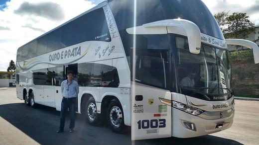 Clientes Ouro e Prata já contam com a nova frota de ônibus Double Decker