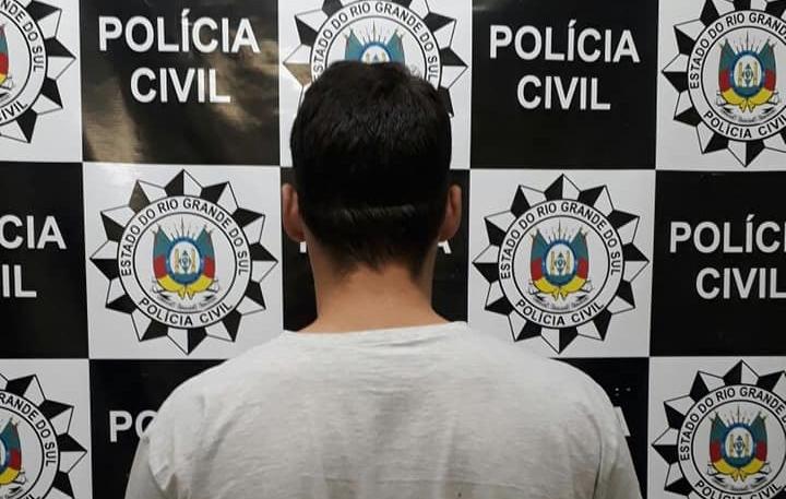 policia civil foragido