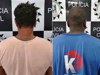 Polícia Civil prende foragido e suspeito de homicídio em Rosário do Sul