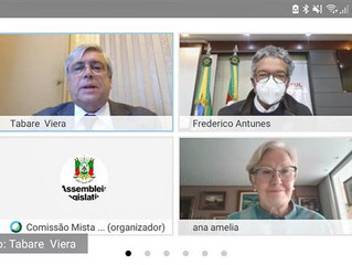 Rio Grande do Sul e Uruguai próximos de firmar acordo para combate a Covid-19