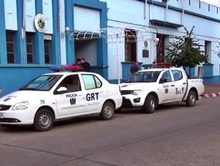 Ocorrências em Rivera: acidente de trânsito fatal e processamentos por furto, roubo, abuso sexual
