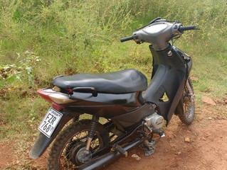 Policiamento do Prado flagra dupla em moto furtada