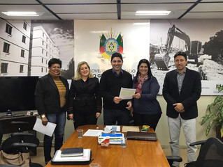 Livramento busca regularização de cohabs e instalação de escola agrícola