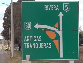 Ocorrências em Rivera: Morte por incêndio, operação contra contrabando, assalto, furtos e acidente