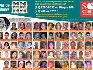 Projeto pode ampliar divulgação de informações sobre crianças desaparecidas