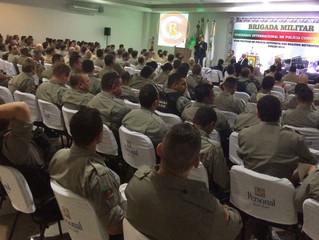Comando Regional da BM participa de Seminário de Polícia Comunitária