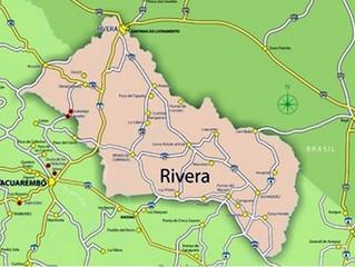 Ocorrências de Rivera: Furtos; dano; assaltos e acidente de trânsito