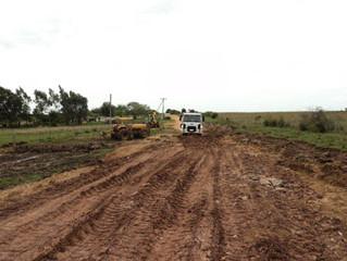 Cronograma para recuperação de estradas rurais inicia pela Madureira