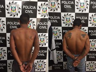 Operação Fronteira realiza prisões por envolvimento com crimes de homicídio e latrocínio em Cacequi/