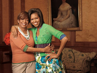 Michelle Obama's Mom Will Get $160k for LIFE – On YOUR Dime