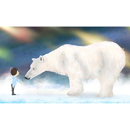 Boy & Bear A3 Print